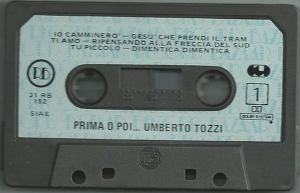 cassette prima o poi