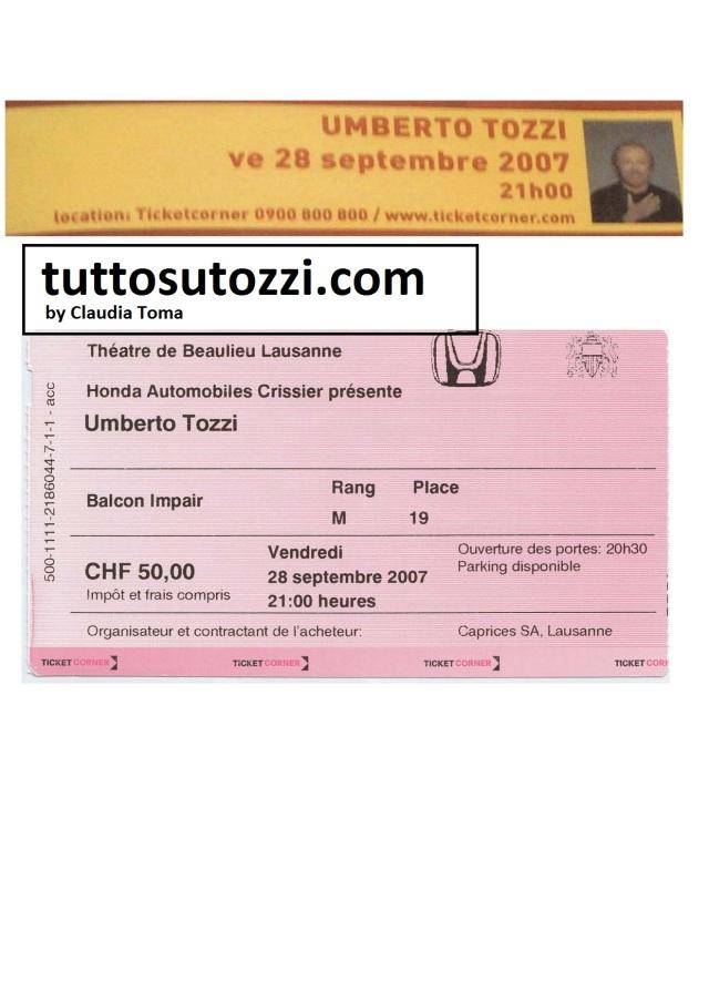 28.09.2007 Losanna