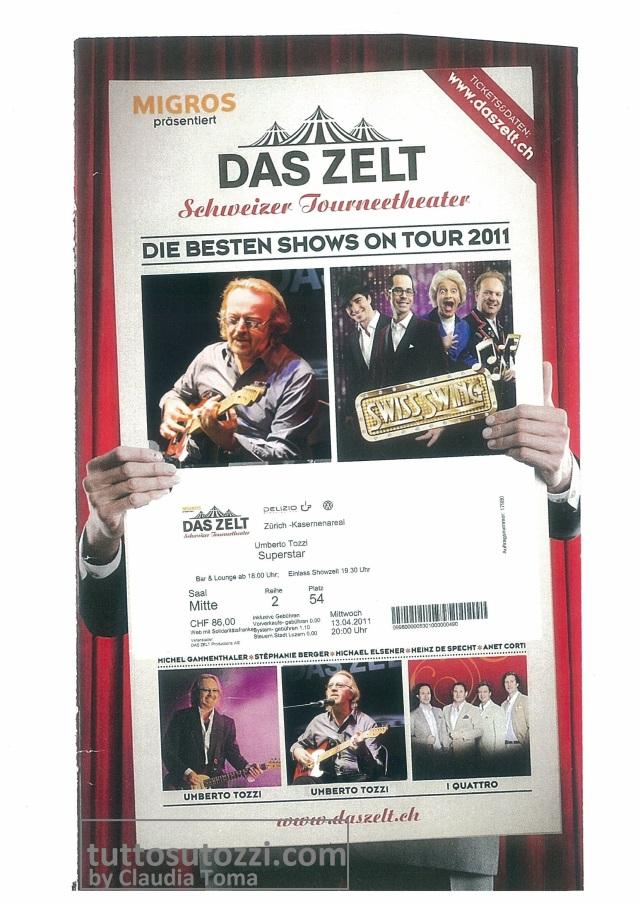 13.04.2011 Zurigo