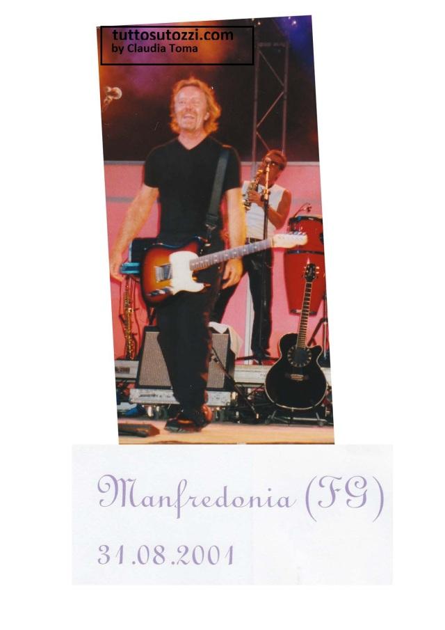 31.08.2001 Manfredonia