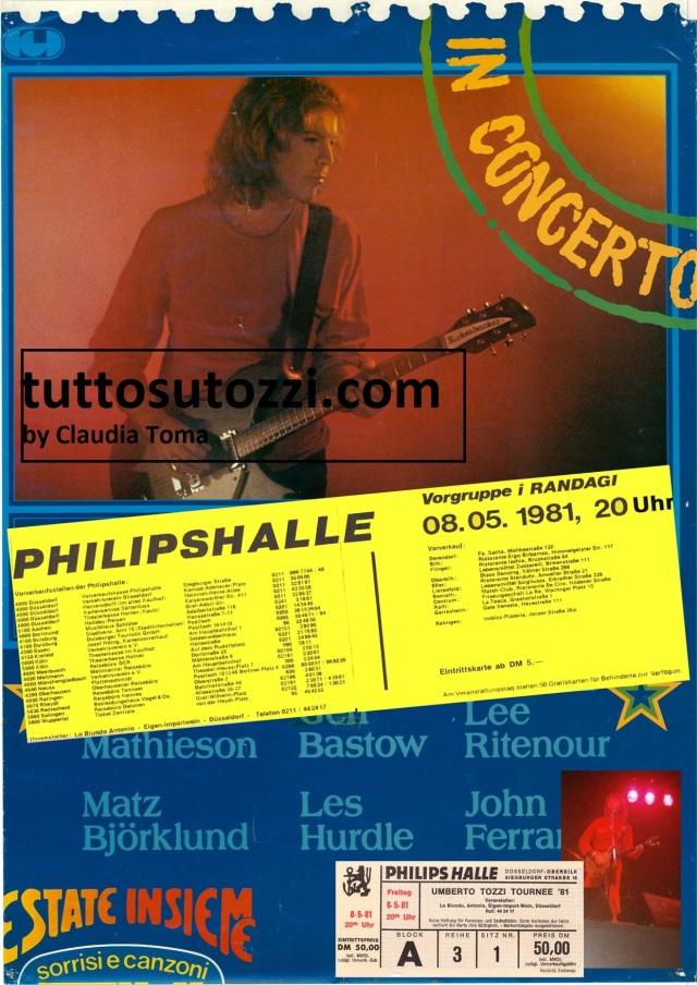 08.05.1981 DUSSERDOLF