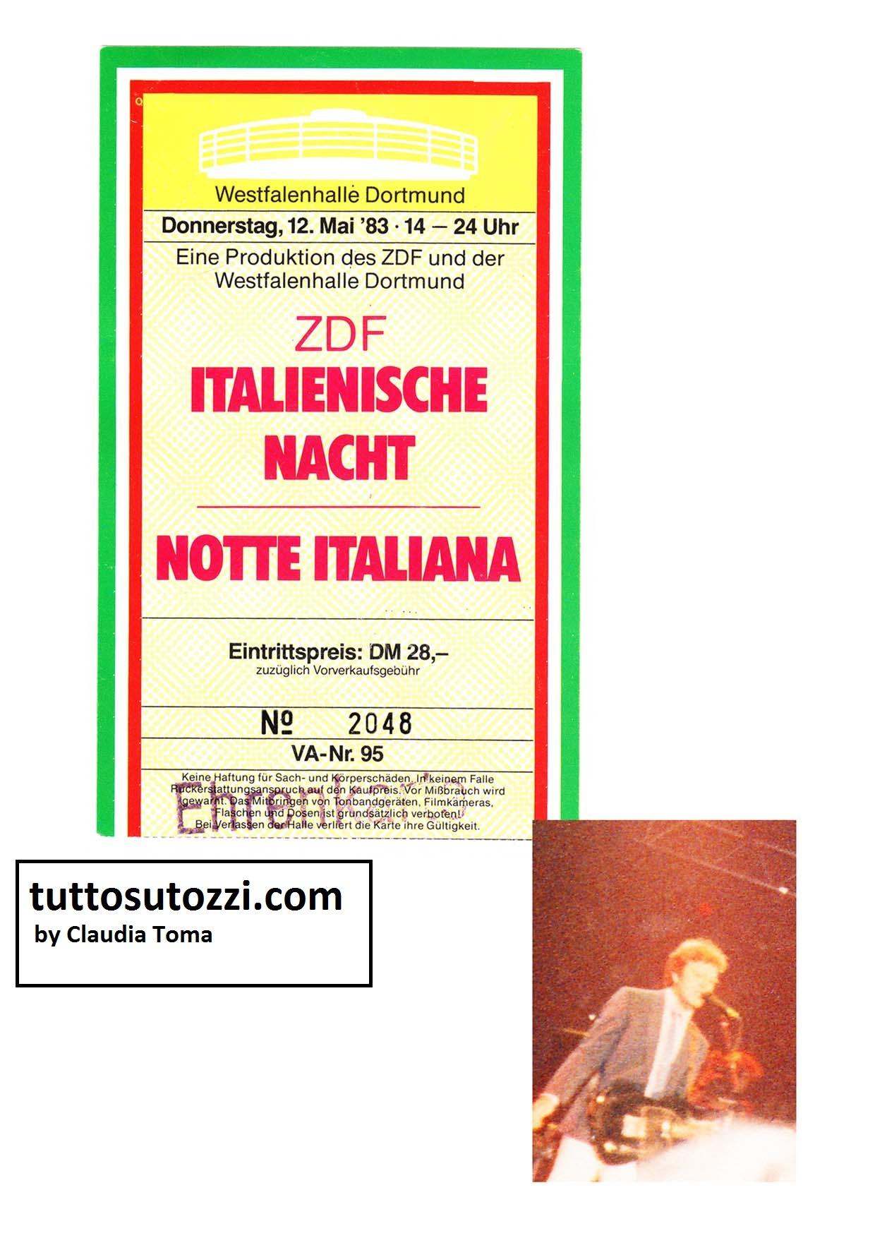 12.05.1983 Dortmund