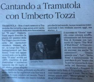"""Il Quotidiano"" 27.08.2014"