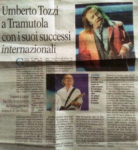 La Gazzetta del Mezzogiorno 28.08.2014 by Comitato Feste Tramutola