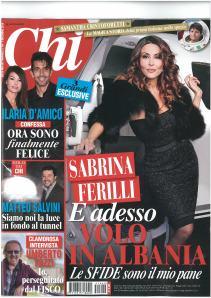 """copertina """"Chi"""" del 26.11.2014"""
