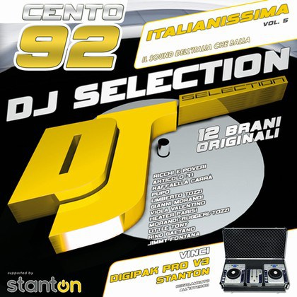 CD DJ SELECTOION