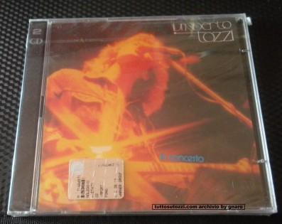 DOPPIO CD LIVE         2 ristampa