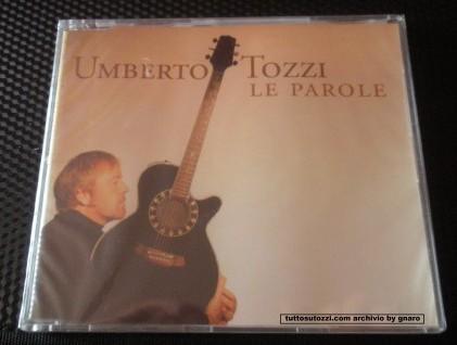 """CD singolo """" le parole """""""