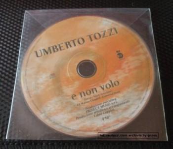 """CD singolo """"E NON VOLO"""""""