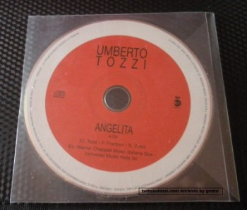 "CD SINGOLO ""ANGELITA"""
