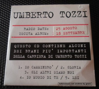 CD MINI RACCOLTA