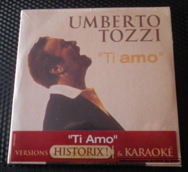 CD SINGOLO TI AMO