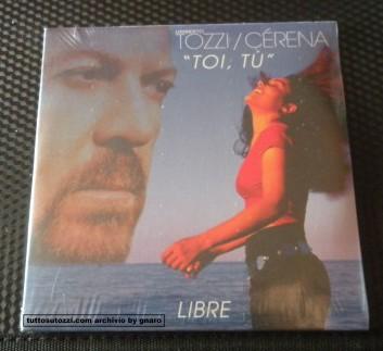 "cd singolo ""toi,tu"""