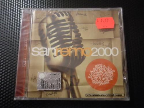 CD SANREMO 2000