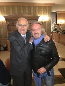 Umberto e Pippo Baudo