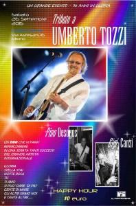 tributo a Umberto Tozzi