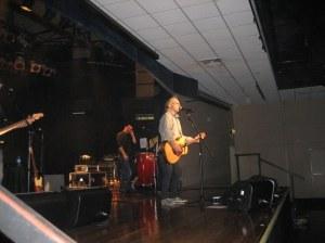 Umberto Tozzi sul palco del Marconi — presso Club Marconi.