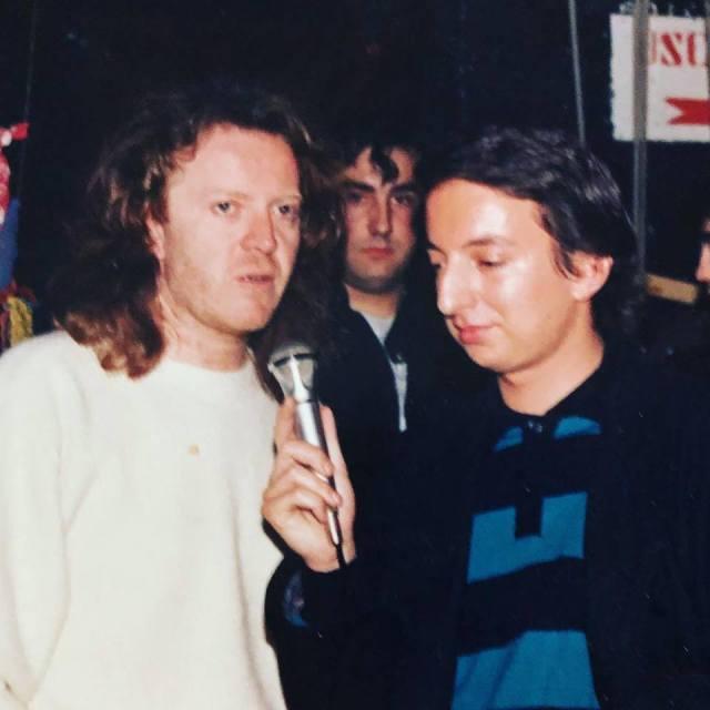Tozzi e Roberto Ferrari