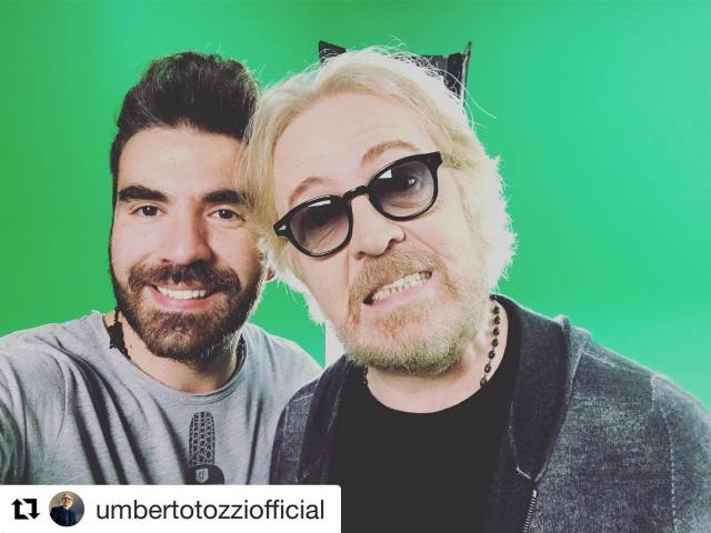 #Repost @umbertotozziofficial ・・・ Work In progress 💣 #umbertotozzi #gianlucatozzi8 #momyrecords #music @momyrecords