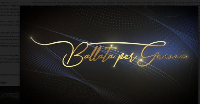 Ballata-per-Genova-logo