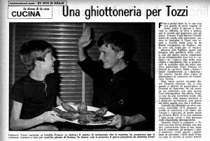 by: VITO DI GIULIO dal Radiocorriere TV nr. 31 pag. 32 del 1965