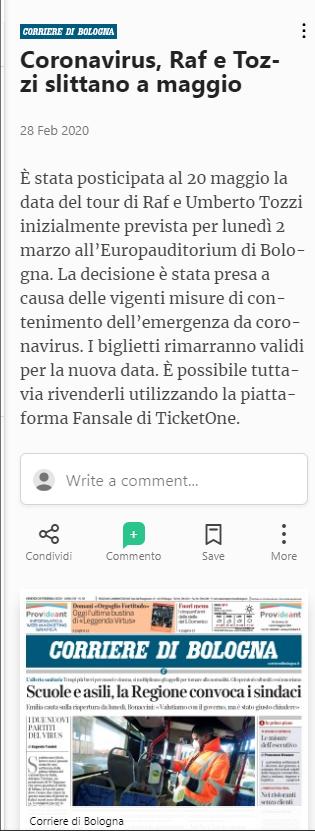 c Bologna